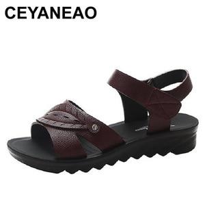 CEYANEAO Women flat shoes women moccasins shoes women flat shoes ladies shoe women soft sole flat shoes sandals