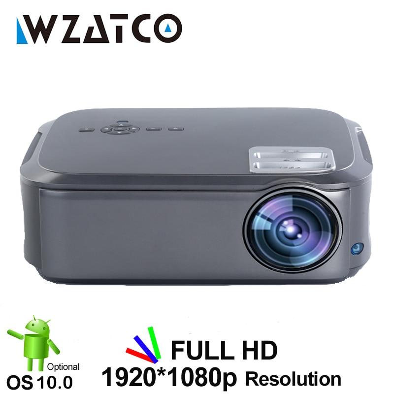 WZATCO CT58 Full HD 1920*1080P soporte AC3 4K Video en línea Android...