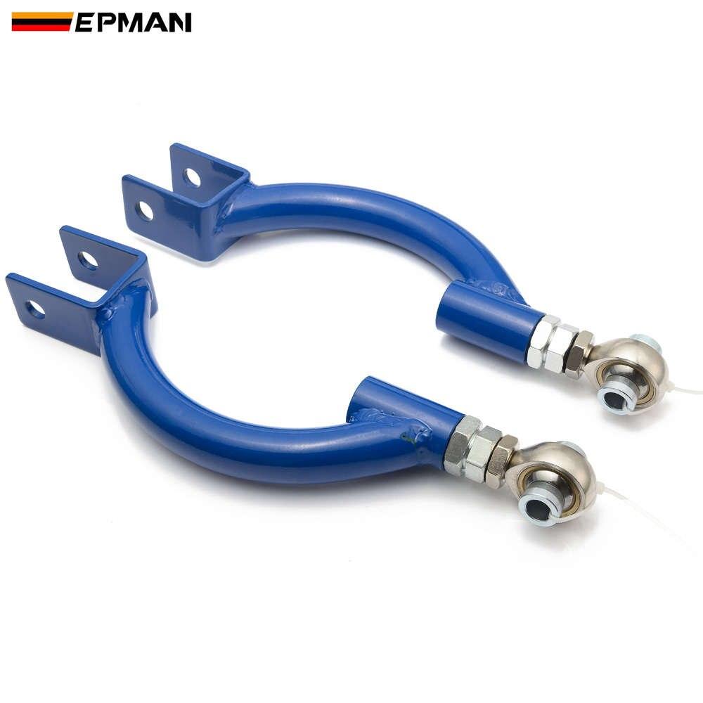 Pour Nissan 240SX S14 95-98 pour horizon R33/R34 arrière Jdm bras de commande de cambrure supérieur réglable EPCA003