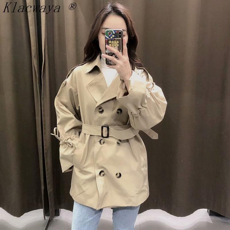 Abrigo chaqueta De las mujeres Abrigo Mujer Chaquetas De Mujer Abrigo Trench...