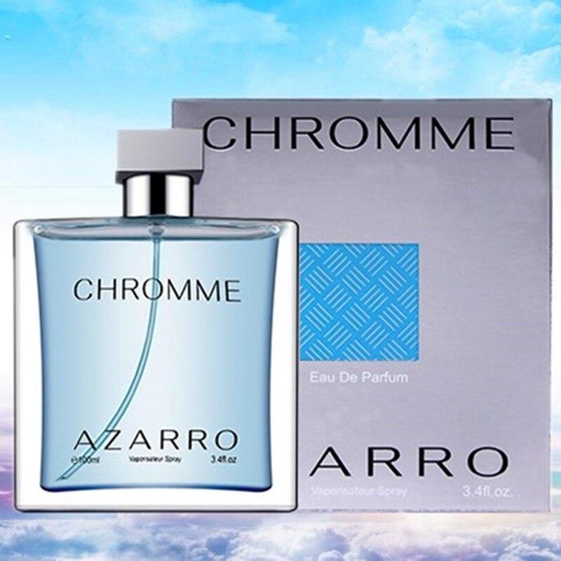 New 100ml Brand Men Parfum AZZARO EAU DE Parfums Lasting High Quality Original Fragrance Perfumee for Men Parfum Homme