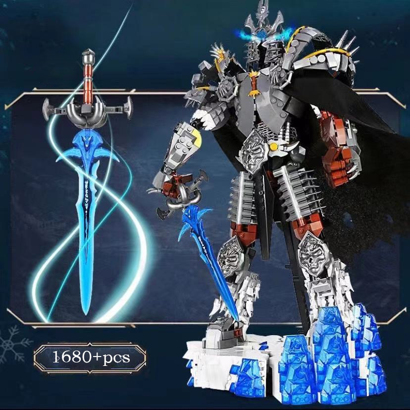 2021-new-game-wow-movie-war-of-toys-the-warcrafted-lich-model-king-iron-knight-robot-building-blocks-bricks-toys-kid-gift