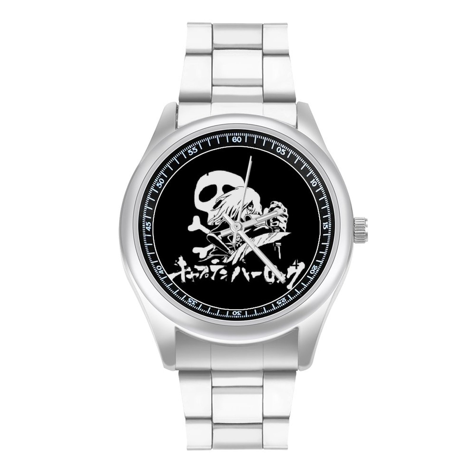 Albator кварцевые часы высокого качества Цветные Наручные часы Стальные мужские наручные часы для путешествий фото