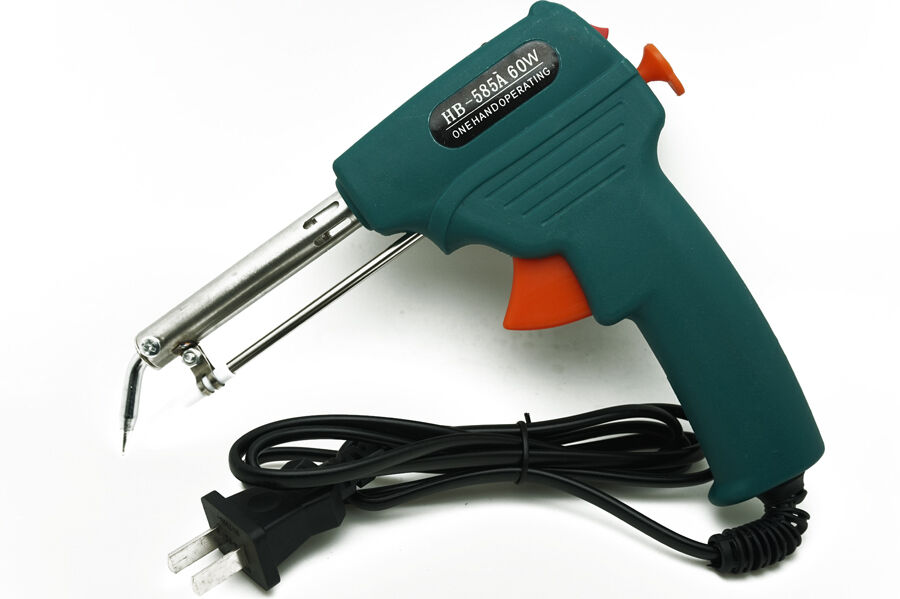 0.8-2.3 lata fio ajustável automático enviar lata ferro de solda arma solda