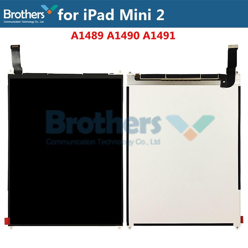 شاشة لباد Mini 2 A1489 A1490 A1491 LCD عرض شاشة LCD لباد Mini 2 LCD فقط استبدال إصلاح أجزاء اختبار العمل