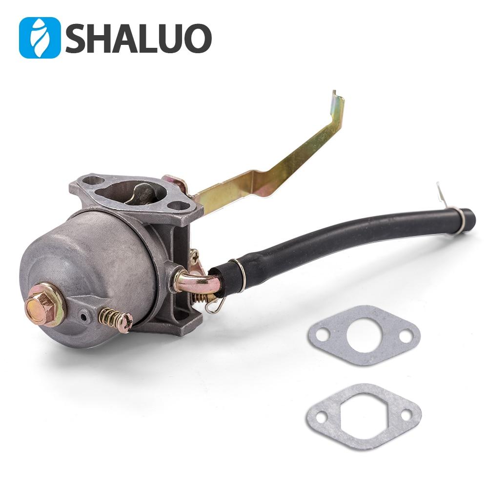 Huayi-carburador de generador de gasolina TG950, kit de herramientas, generador eléctrico, piezas...