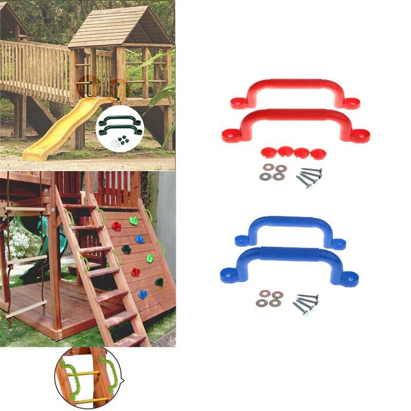 Детская игровая площадка с нескользящей рукояткой, 1 пара