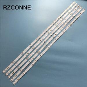 LED Backlight Strip 10leds for Philips 43'' TV GJ-2K15-430-D510 GJ-2K16-430-D510-V4 43PFT4131 43PFS5301