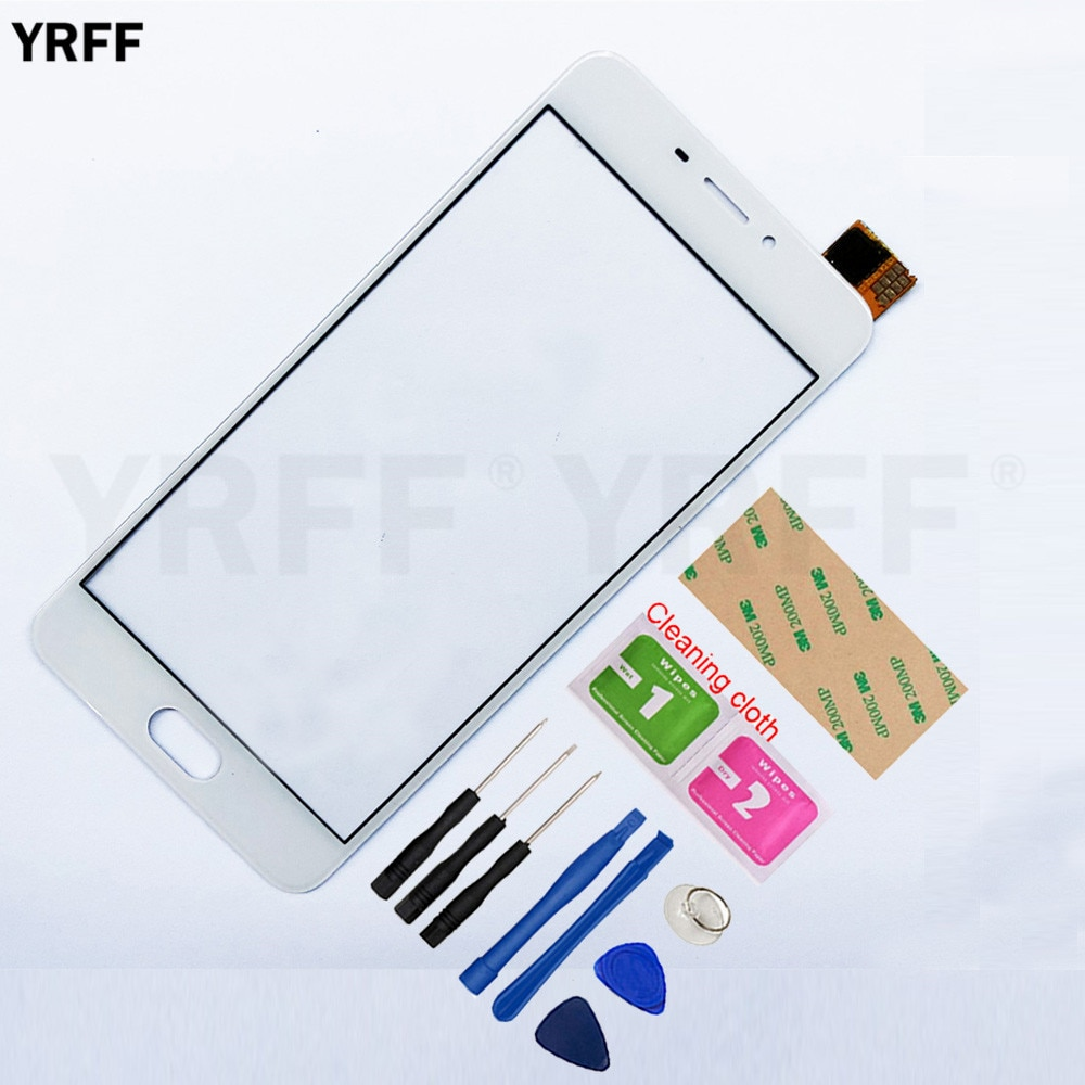5.2 Touch screen Voor Meizu M6 MZ-MEIZU M6 Touch Screen Digitizer Sensor Glas Panel Vervanging