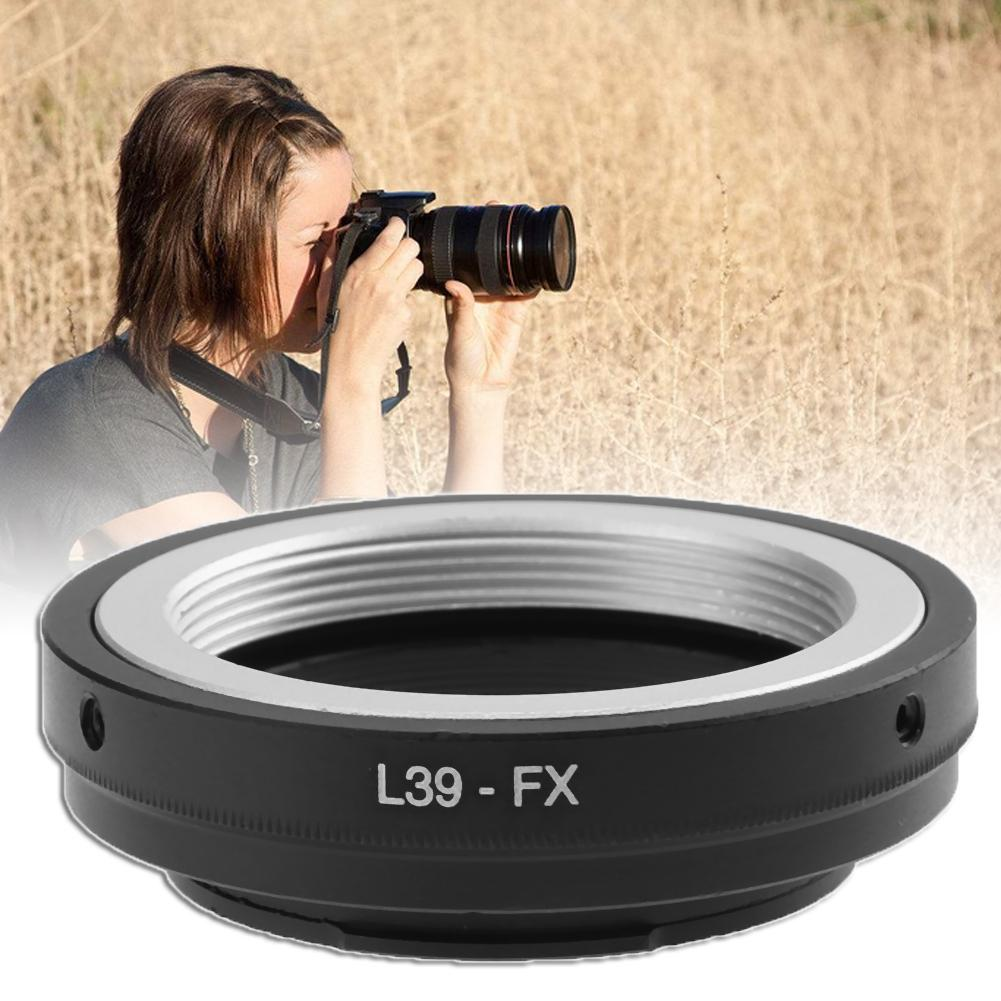 Камера объектива L39-FX для LEICA M39 винт объектив для цифровой камеры Fujifilm X-Pro1 Объективы и аксессуары крепление-адаптер для объектива