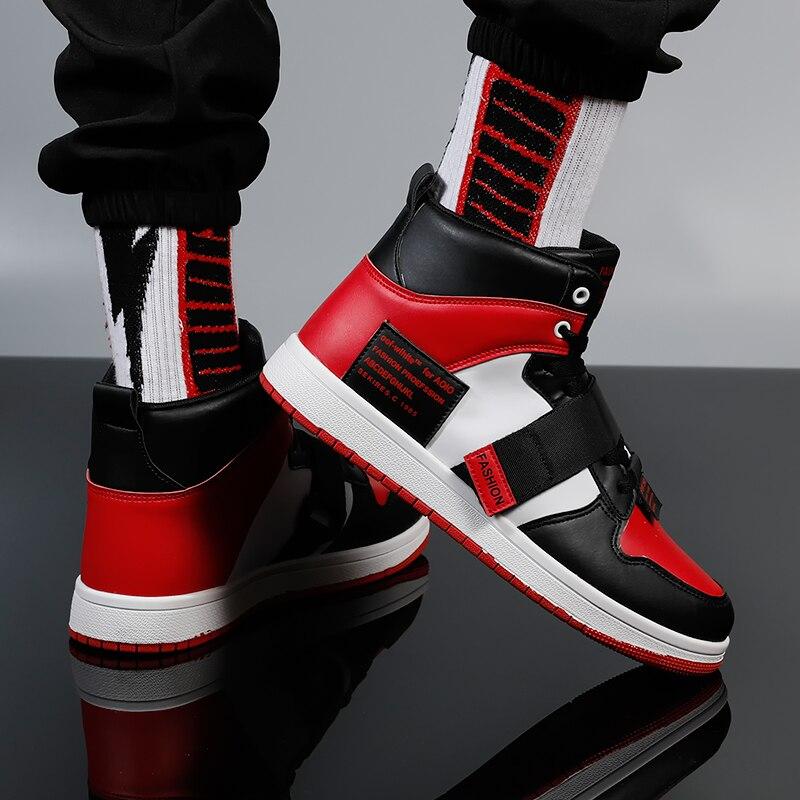 Fgxzq 2020 outono novos tênis masculinos de alta qualidade respirável sapatos casuais moda estudante sapatos de renda sapatos esportivos para homens luz
