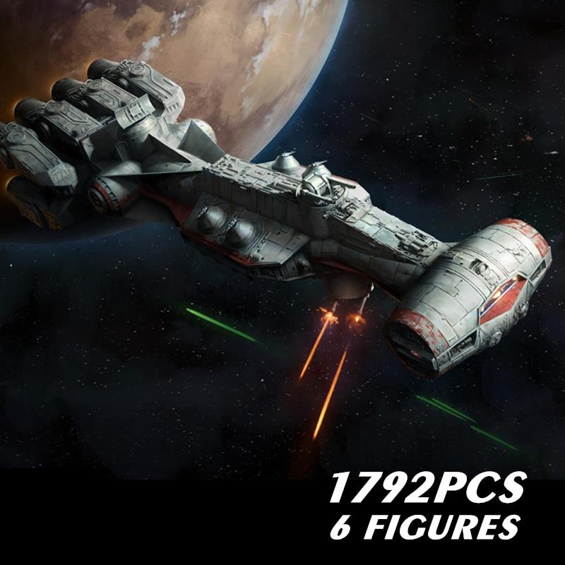 the blockade Star Space Wars Tantive IV Star Rebel Blockade Runner Building Blocks Bricks Toys Children Kid Gift
