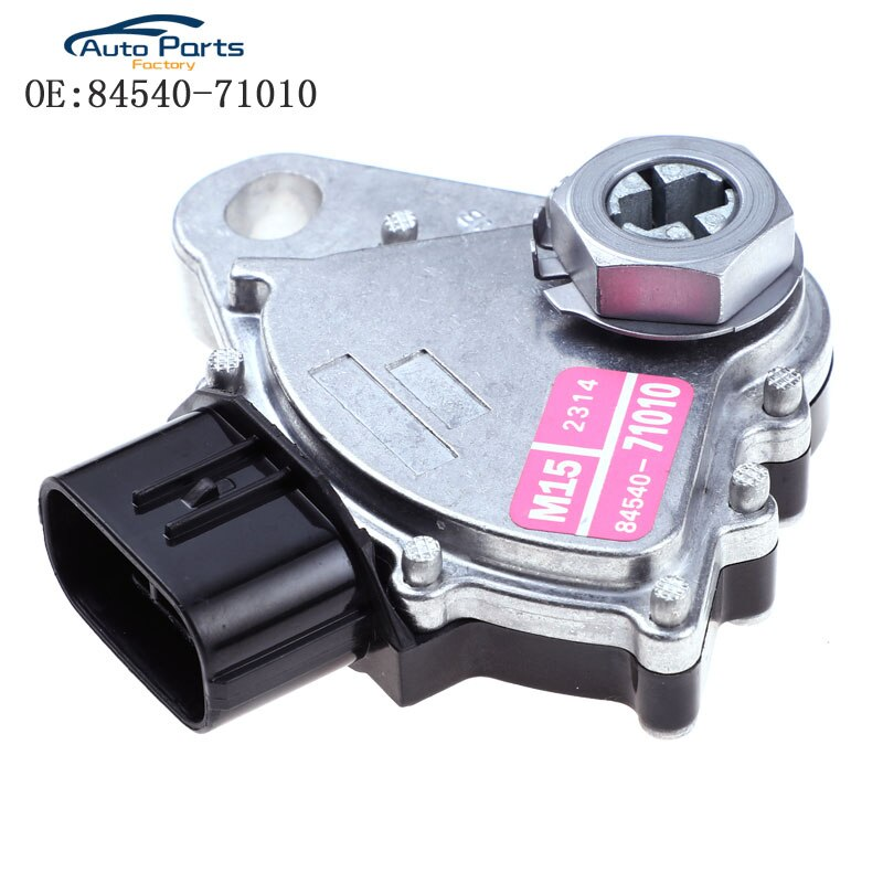 Transmisión nueva interruptor de seguridad Neutral para Toyota LS460/460L tierra crucero FJ CRUISER HILUX HIACE Neutral interruptor 84540-71010