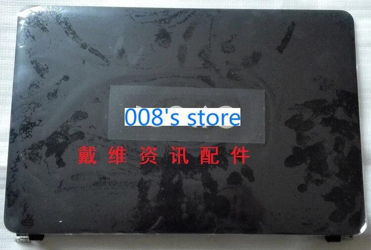 Nueva funda para Sony Vaio lvf15/f152/f151/SVF153/SVF15E/SVF1521K/f152a LCD trasero/bisel frontal para pantalla táctil