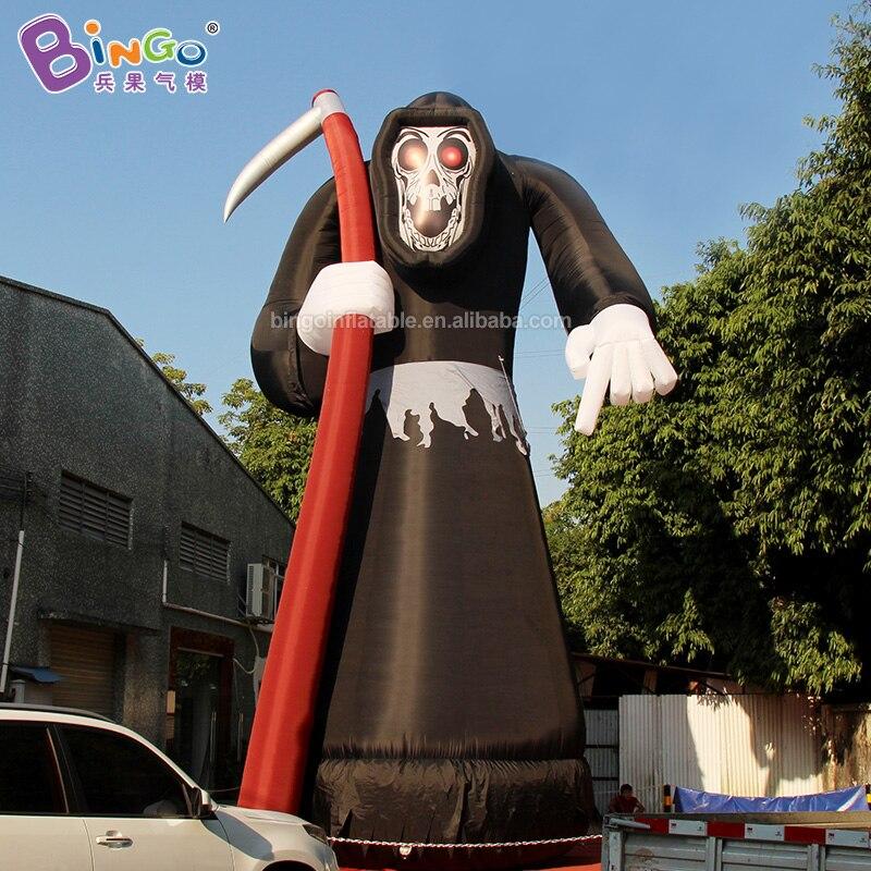 Inflables gigantes de 33 pies personalizados para halloween/payasos de juguete escalofriantes inflables para halloween