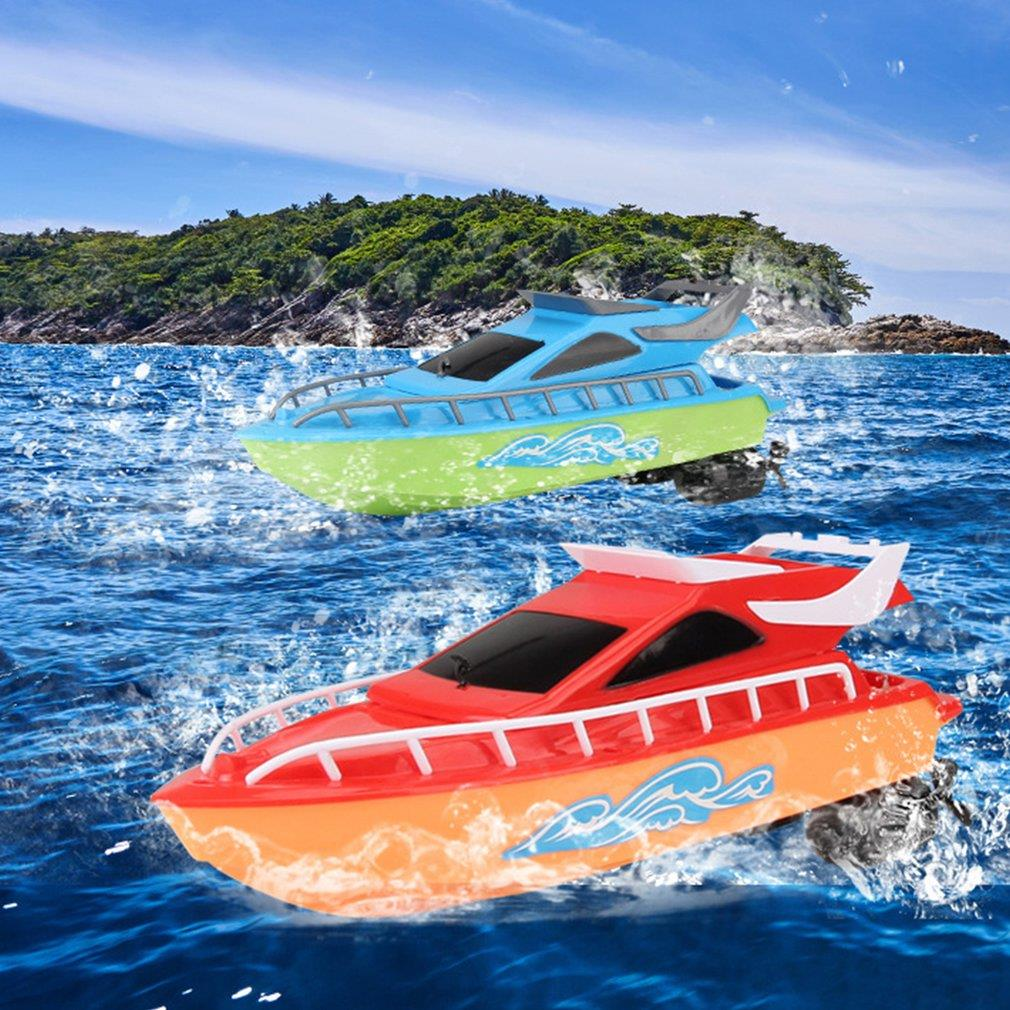 Twin Motor High Speed Boat Easy To Use Remote Control Ship Toys For kids toys for kids boys girls ch