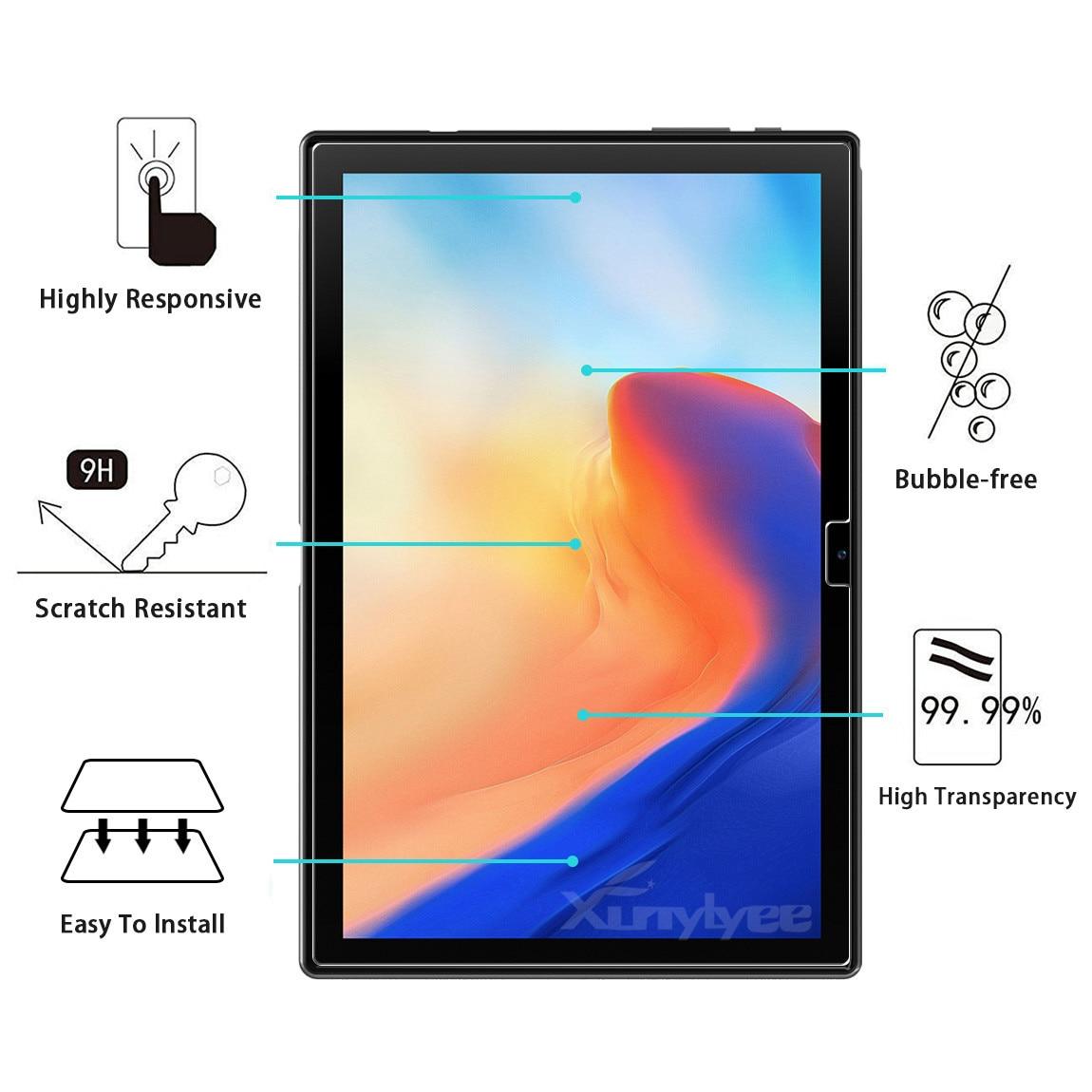 Защита для экрана для Blackview Tab 8, защитная пленка для планшета, закаленное стекло для Blackview Tab 8 / Blackview Tab 8E (10,1 дюйма)