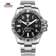 TEVISE Brand Men Mechanical Watches Luxury Luminous Automatic Watch Male Clock Business Waterproof W