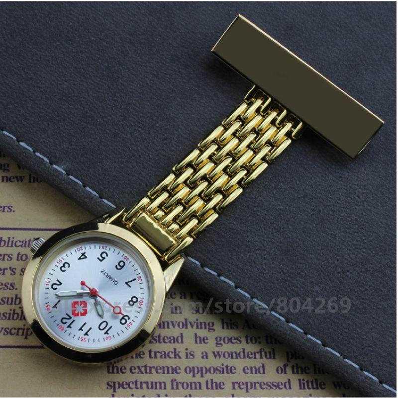 Wholesale Factory Price Breast Nurse Watch Classic Designs Medical Doctor Nurse Pendant Watch Hot Sales enlarge