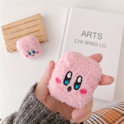 Cute earphone case holder protective plush dog for Apple headset sleeve airpods 1 2 generation wireless Bluetooth New plush cute enlarge