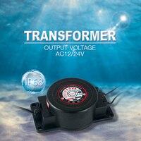 Lighting Transformer AC12V 24V IP68 Waterproof LED Driver 105W Power Supply Output Voltage AC 110V 220V Adapter LED Pool Light