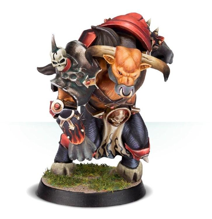 Blood Bowl Minotaur