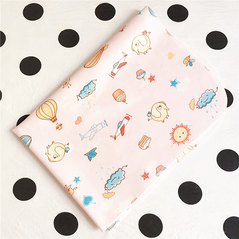 Baby diaper changing mat Cot Crib bed disposal changing pad Newborn nappy Mat Portable Printing