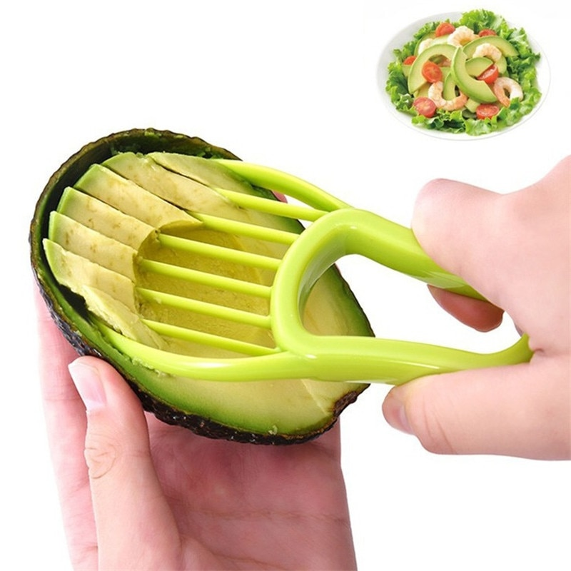 Овощерезка авокадо зеленый карите масло фруктовый Овощечистка резак целлюлоза сепаратор пластиковый нож кухонные овощерезки аксессуары