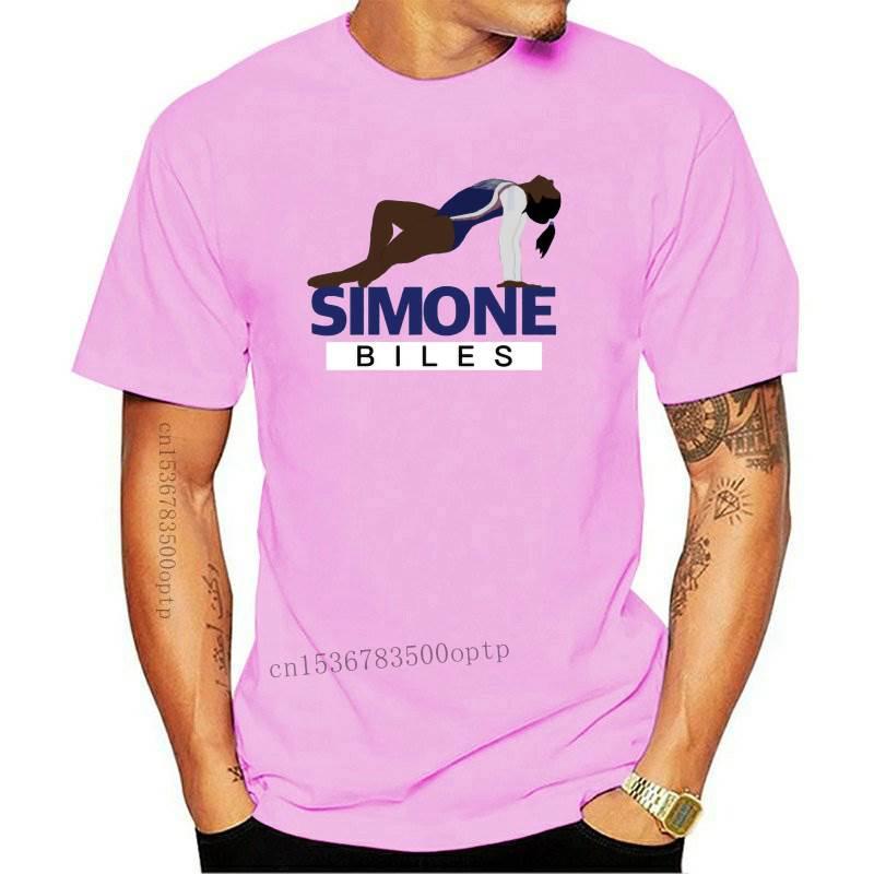 T-shirt Simone Biles pour homme et femme