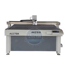 China jinan oscilante faca cortador cnc máquina de corte de couro 1515 cnc oscilante faca máquina de corte