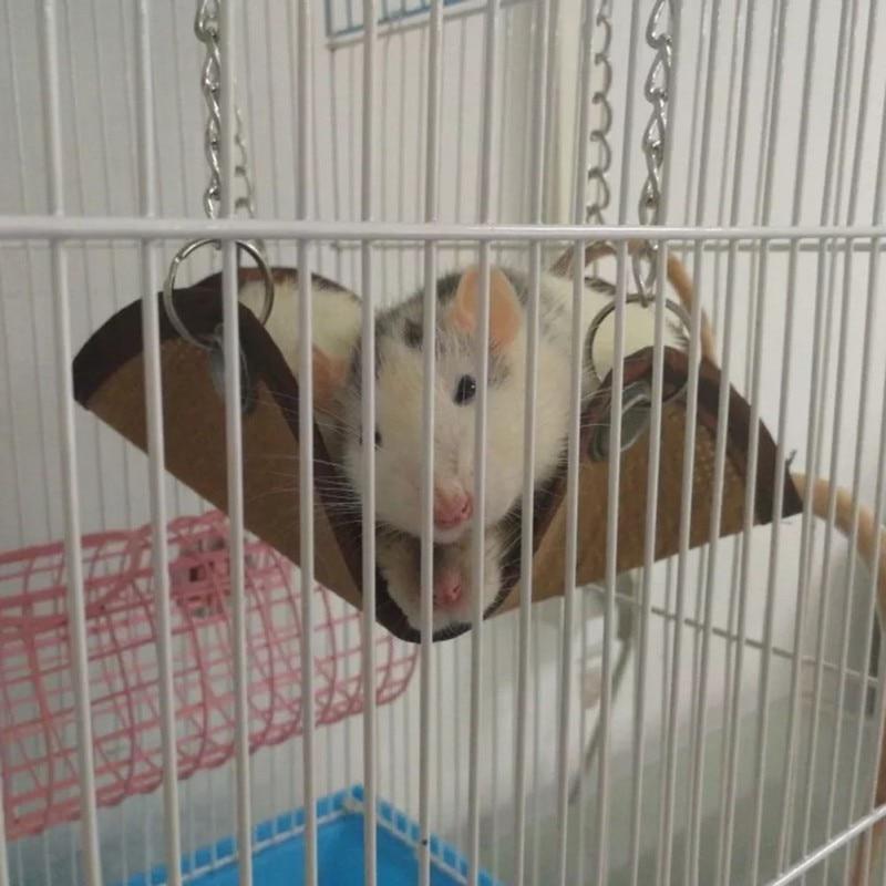 Casa animal de estimação pássaro cama ninho hamster hamster hammock cama escalada brinquedo palha macio fresco cama esteira para pássaros pequeno animal cama brinquedo suprimentos