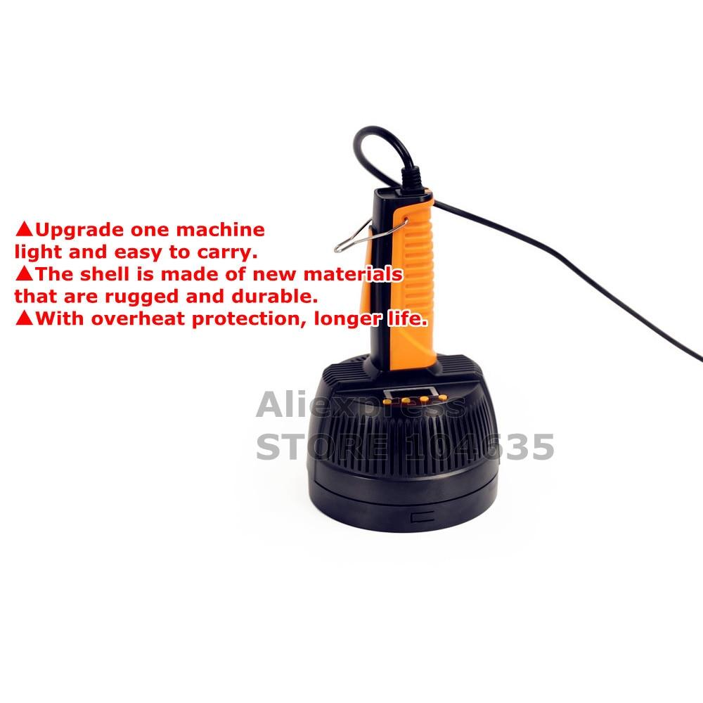 باليد الكهرومغناطيسية التعريفي ماكينة ختم الزجاجات الألومنيوم احباط الطبية البلاستيك السد السدادة