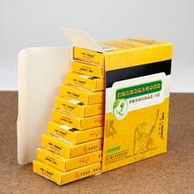 100 Stuks 9 Mm Rokende Pijp Filter Pijp Filters Wegwerp Actieve Kool Filters Effectieve Roken Filters