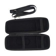 Étui pour JBL Charge 3 Portable dur sans fil Bluetooth haut-parleur sadapte câble USB et chargeur noir gris blanc mallette de rangement