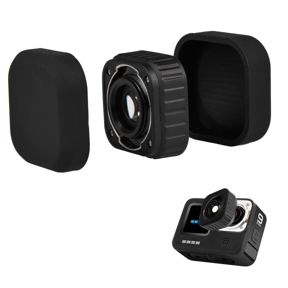 For GoPro Max Lens Mod Ultra-wide Angle Lens for GoPro HERO9 Black Vlog Shooting Lens Cameras Filter Action Camera Accessories enlarge