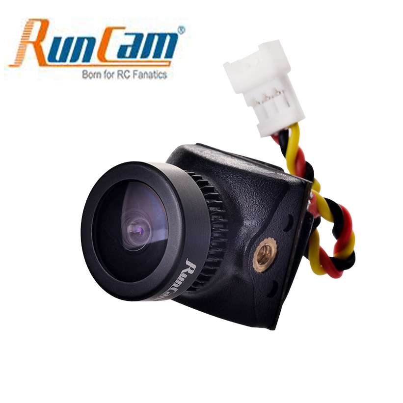 "RunCam Nano 2 Nano2 700TVL 1/3 ""CMOS Ultra mikro FPV kamera 2.1mm Lens PAL FPV RC Drone için DIY Quadcopter yedek parça"