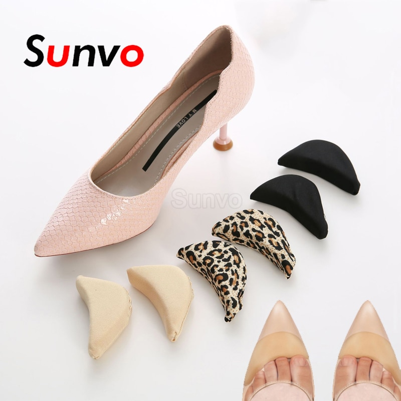 AliExpress - Filling Cusion Sponge Forefoot Pad for High Heels Women Shoes Inserts Toe Plug Foot Pain Relief Care Cushion Insoles Shoe Pads