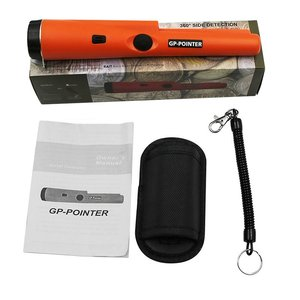 Handheld Metal Detector Ip66 Protection Grade Waterproof And Dustproof Small Metal Detector Positioning Rod