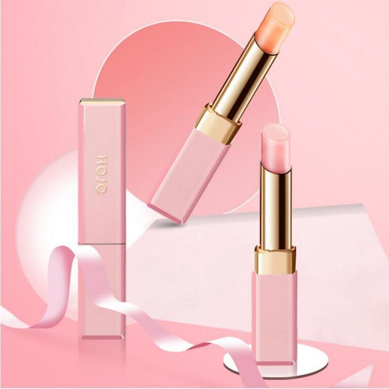 Las mujeres embarazadas con labios suaves y brillantes pueden usar Little Pink lápiz labial de tubo