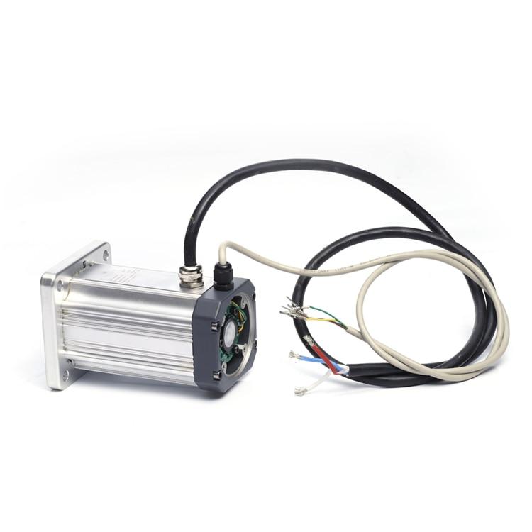 العرف حياة طويلة 3000 واط 12 فولت 48 فولت/4kw الحركة سيارة كهربائية فرش موتور تيار مباشر للمعدات