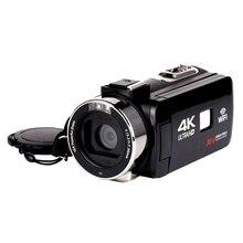 Aparat cyfrowy 3.0-Cal naciśnij 30 milionów pikseli aparat cyfrowy 1080P HD wsparcie mikrofon Anti-Shake 16X Zoom