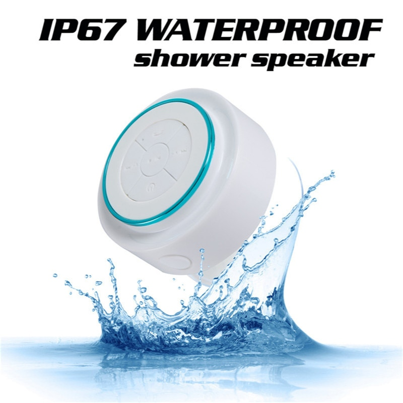 ivation waterproof bluetooth swimming pool floating speaker music amplifier ball with cool mood lighting great for pool and bath IP67 Waterproof Bluetooth Sound Lamp for Swimming Pool Wireless Bluetooth Waterproof Speaker Can Be Used In Sauna Light