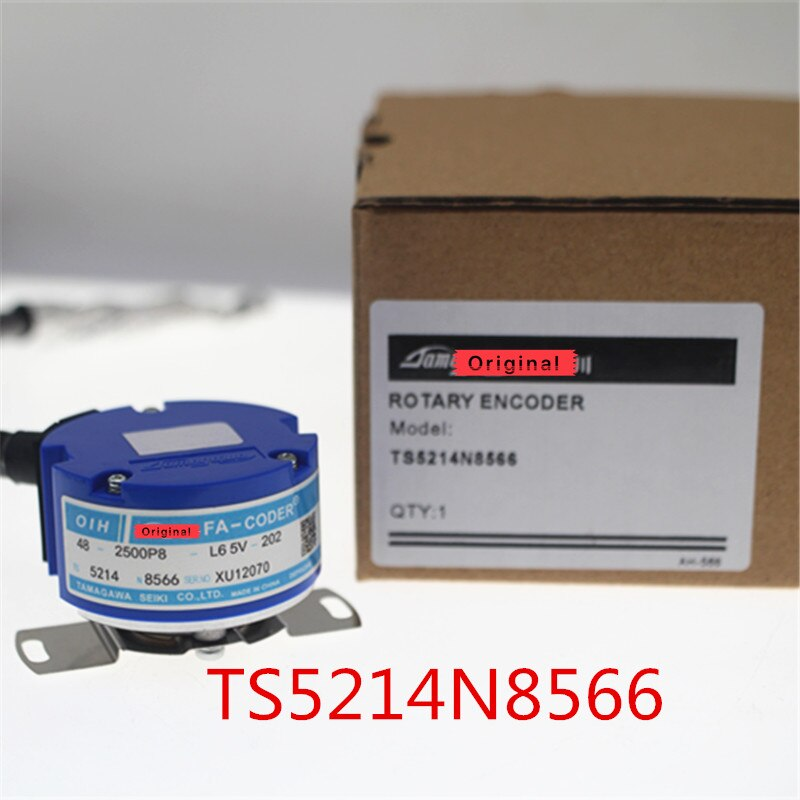 Serie Digital GSM48 para codificador de servomotor TAMAGAWA P8 OIH48-2500P8-L6-5V TS5214N8566