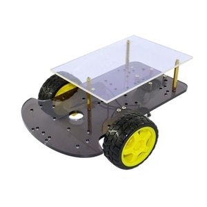 for Arduino 2WD Motor Smart Robot Car Chassis Kit 2WD for Arduino Diy Electronic Robot Car Kit