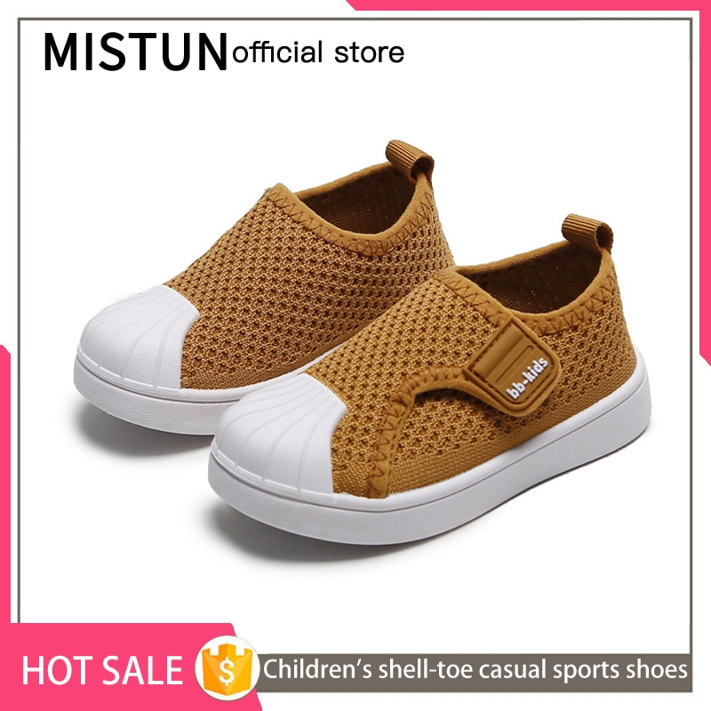 2021 spring and summer new boys and girls canvas shoes baby toddler shoes shell-toe casual shoes chi