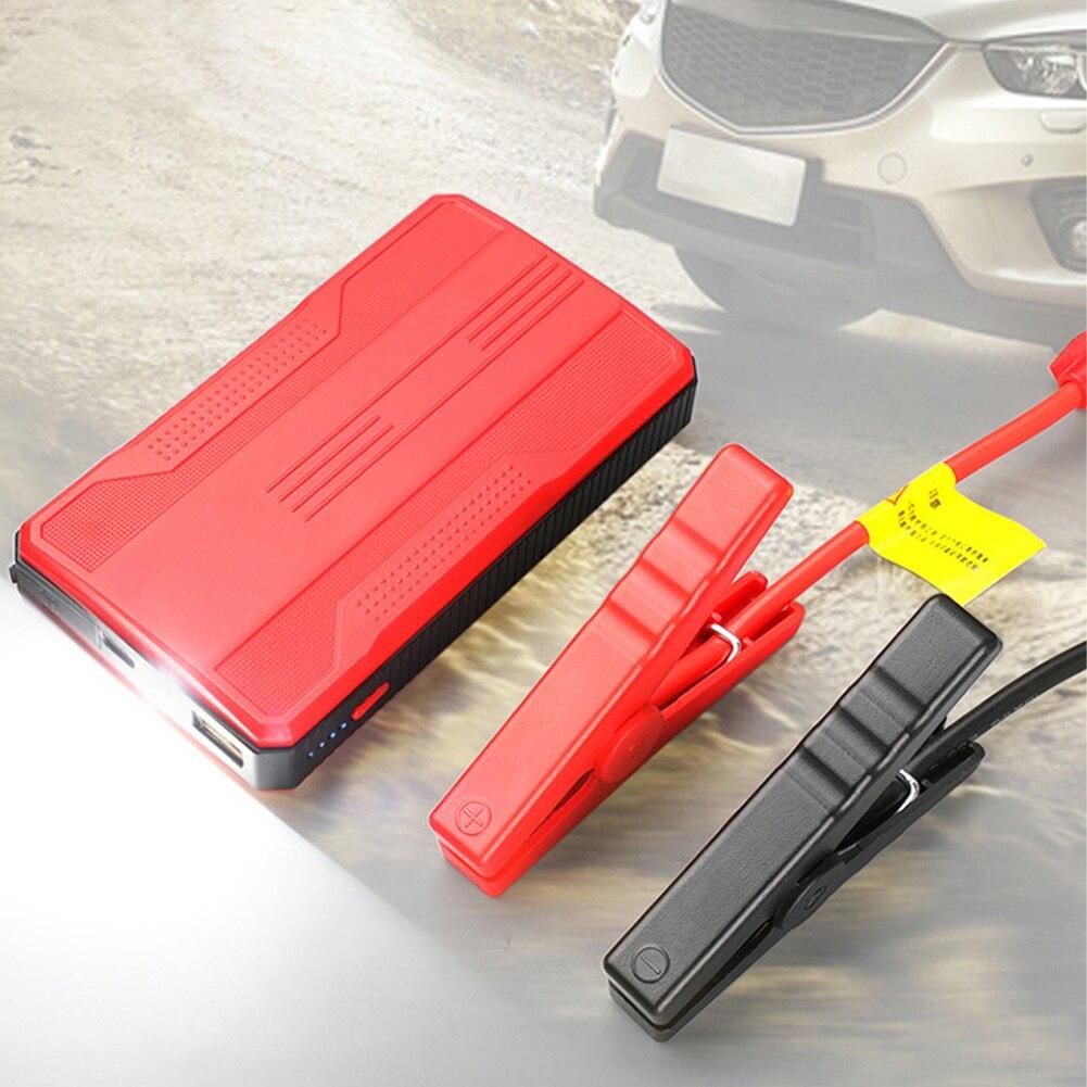 Автомобильное пусковое устройство, внешний аккумулятор 12 В, автомобильное пусковое устройство, зарядное устройство для аккумулятора, порт...