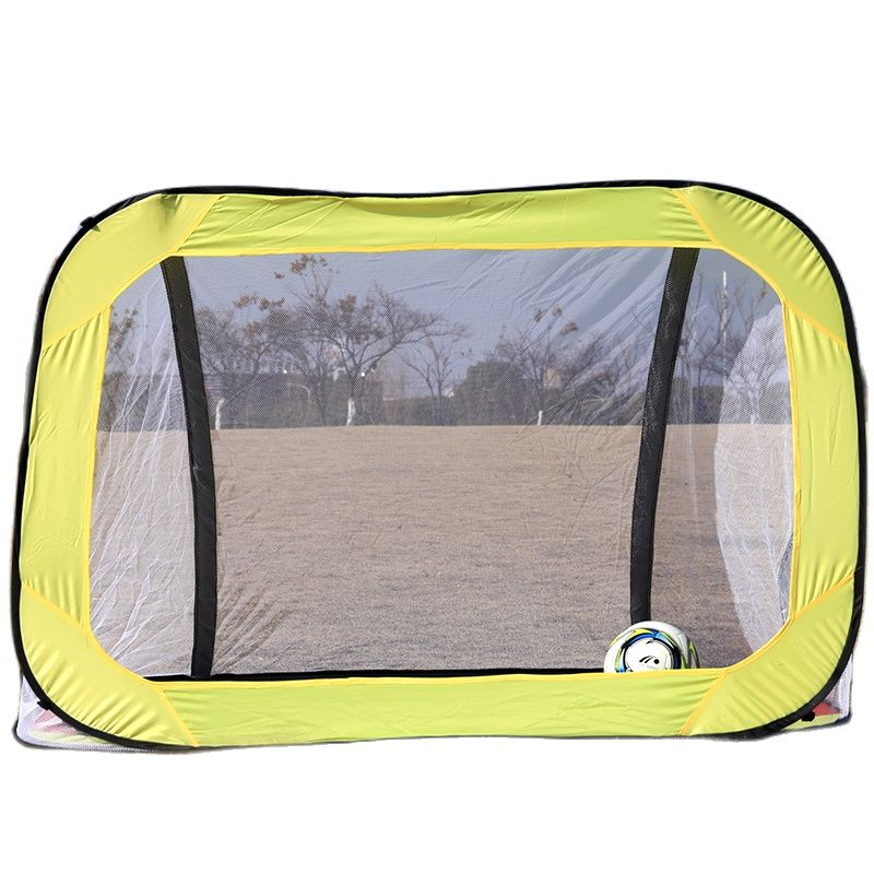 Фото - Factory wholesale high quality oxford cloth folding simple many sizes soccer goal for children Collapsible football GOAL ann waterhouse football made simple