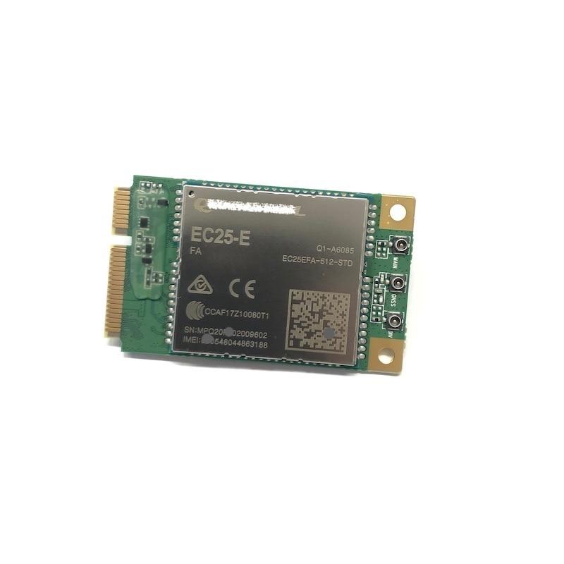 10 PCS EC25-E LTE Cat 4 module  EC25 Series Modules For IOT Solutions 4G Wireless Modules GPS GLONASS BD Compass Galileo QZSS enlarge