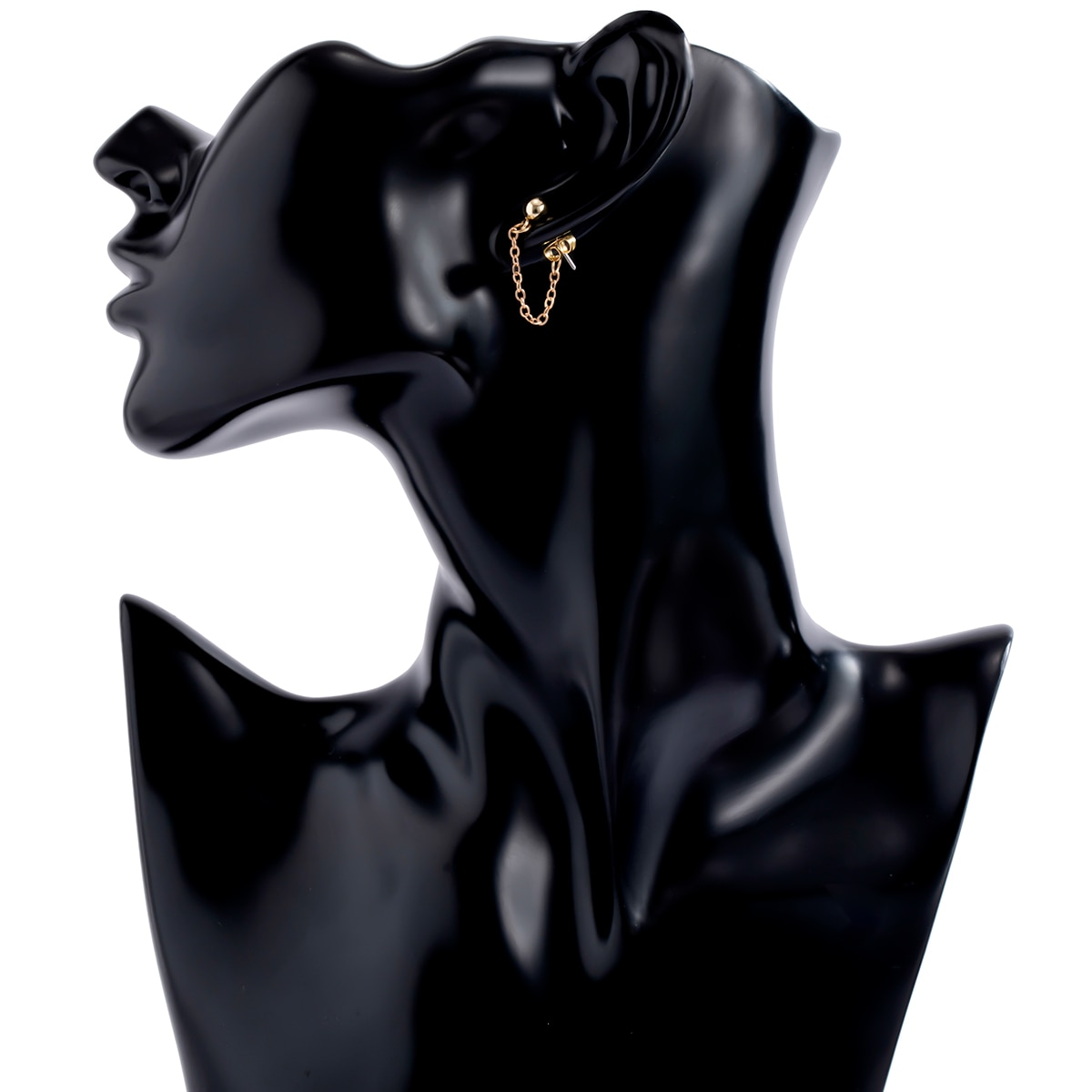 4Pcs/Set Bohemian Exquisite Earrings Fashion Angel Geometric Dangle Baroque Pearls Drop Earrings For Women Punk Brinco Jewelry  - buy with discount
