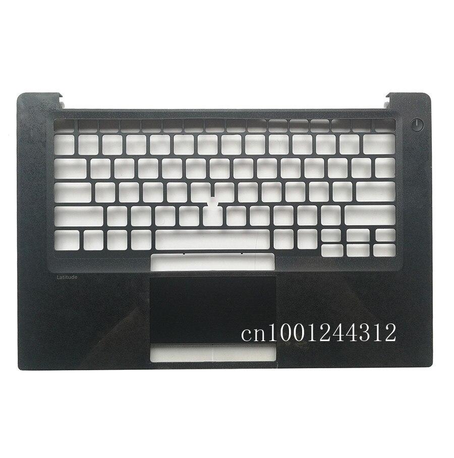 غطاء لوحة مفاتيح DELL Latitude E7480 7480 ، غطاء أصلي جديد مع/بدون منفذ EC 0M3CF5 03YYFC US